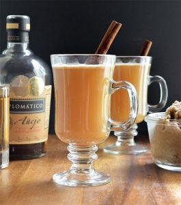 Hot Apple Cider Buttered Rum