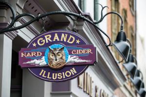 Grand Illusion Hard Cider